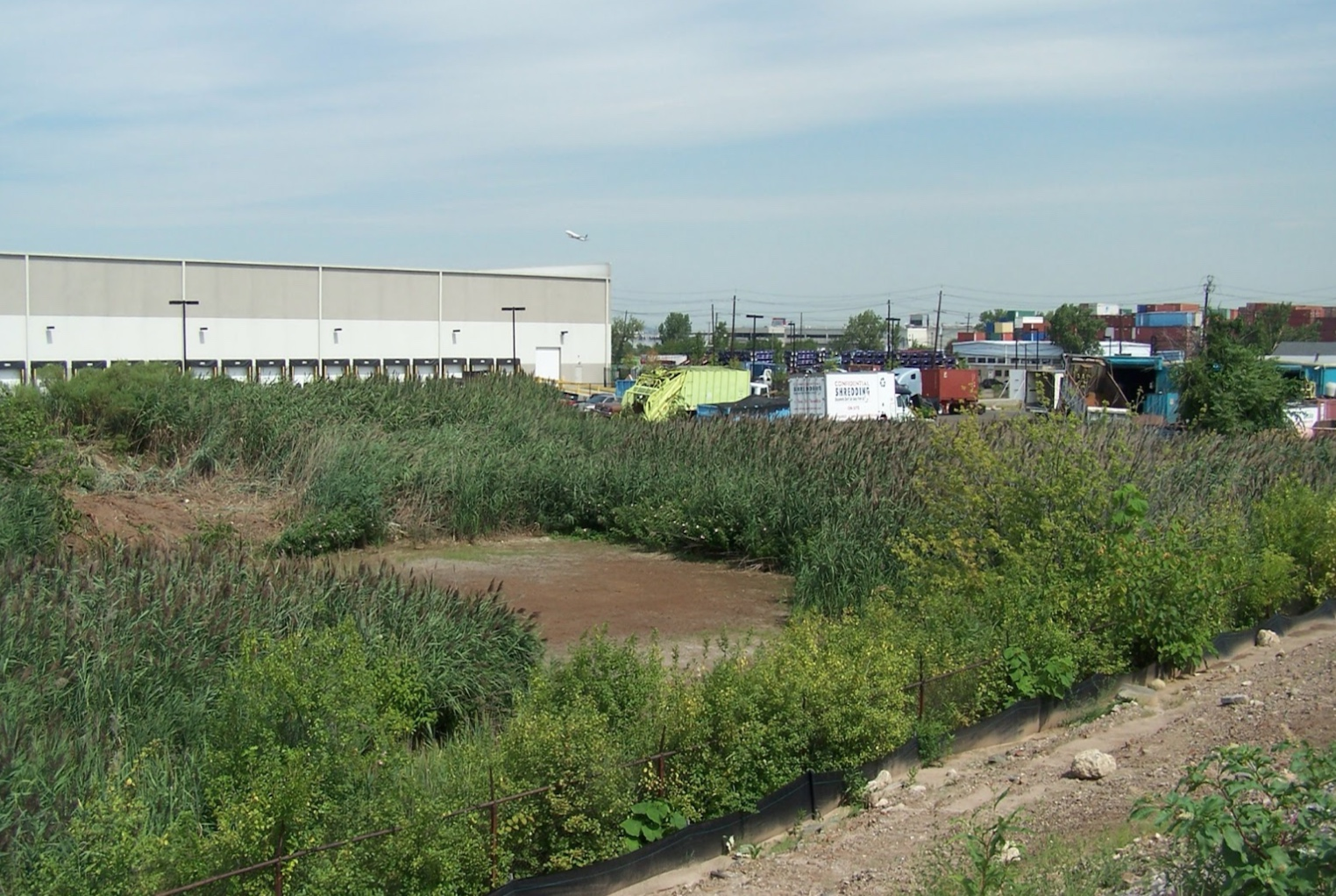 The 18-acre site in Elizabeth, NJ had huge potential but was significantly degraded and was being vastly underutilized.